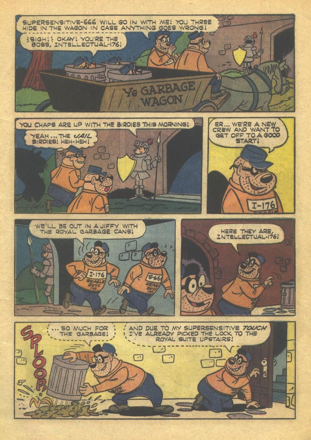 Walt Disney THE BEAGLE BOYS issue 7 - Page 9