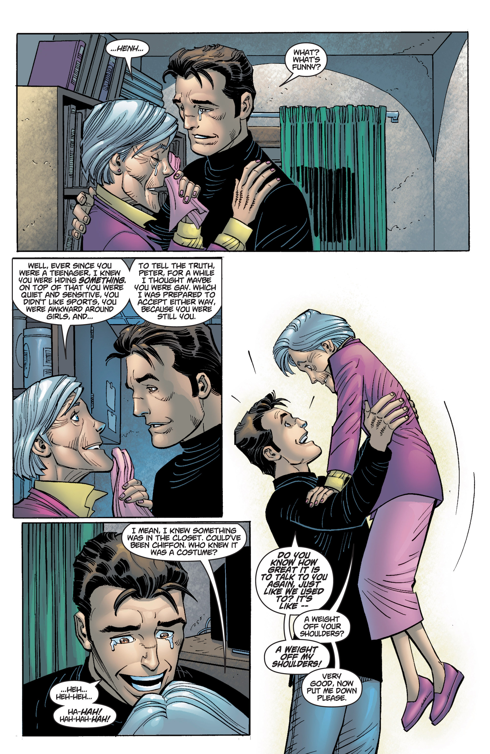 The Amazing Spider-Man (1999) 38 Page 15