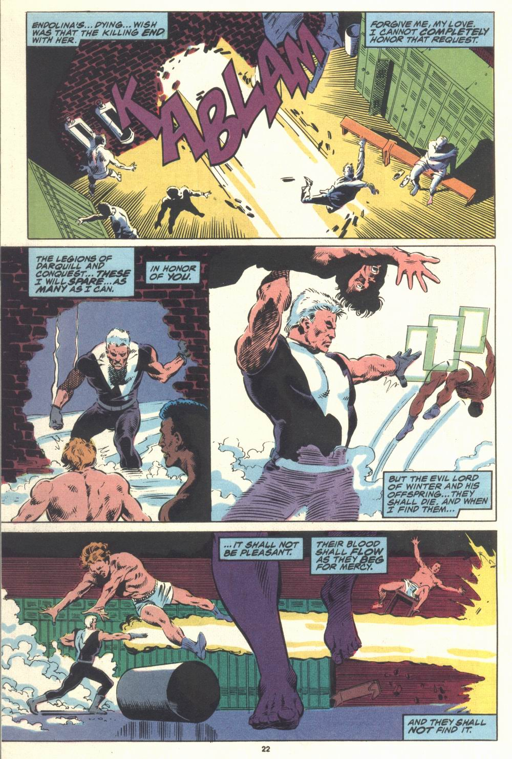Read online Justice (1986) comic -  Issue #21 - 24