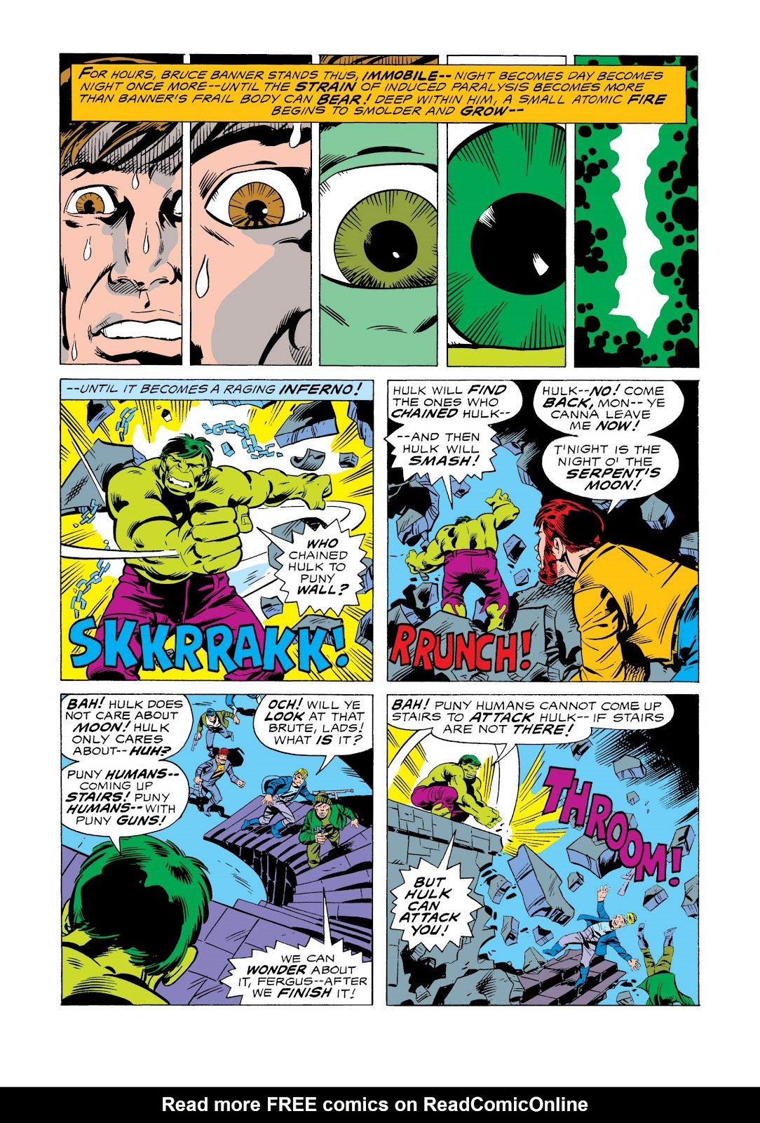 Read online Marvel Masterworks: The Incredible Hulk comic -  Issue # TPB 11 (Part 2) - 68