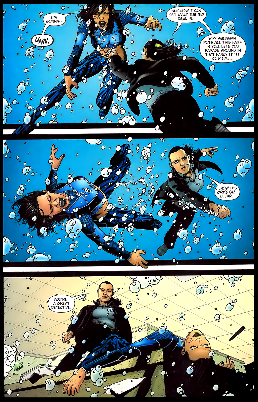 Read online Aquaman (2003) comic -  Issue #31 - 6