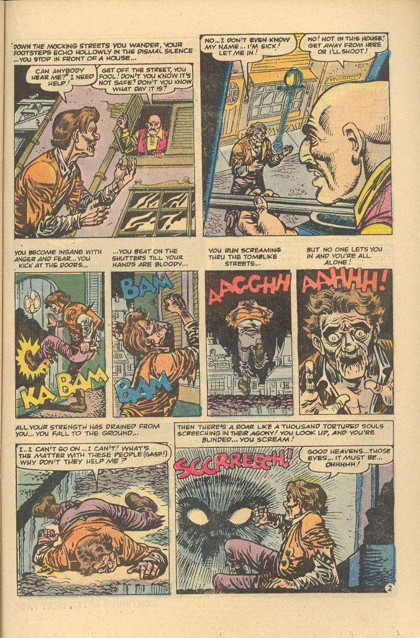Read online Adventures into Weird Worlds comic -  Issue #5 - 10