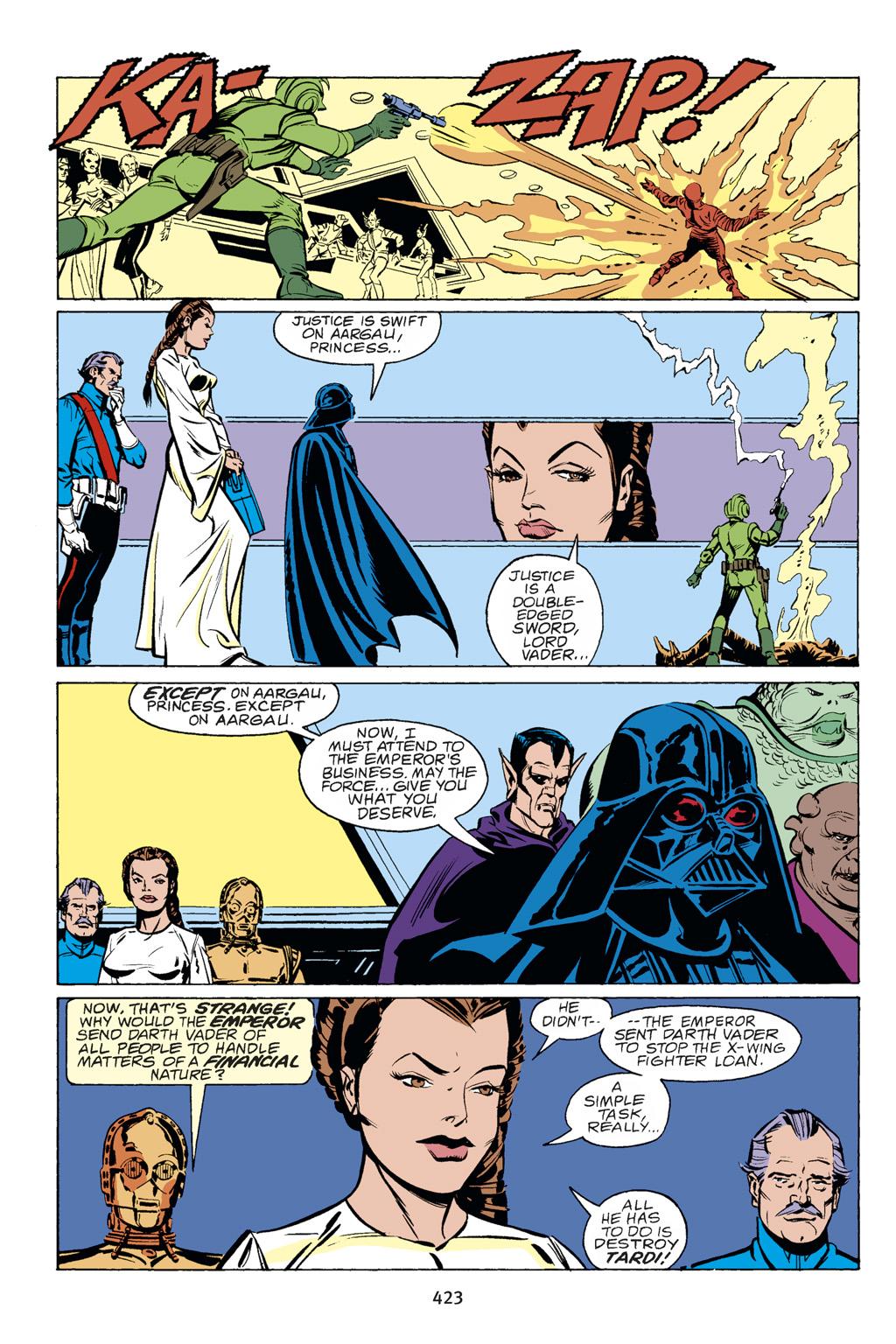 Read online Star Wars Omnibus comic -  Issue # Vol. 14 - 417