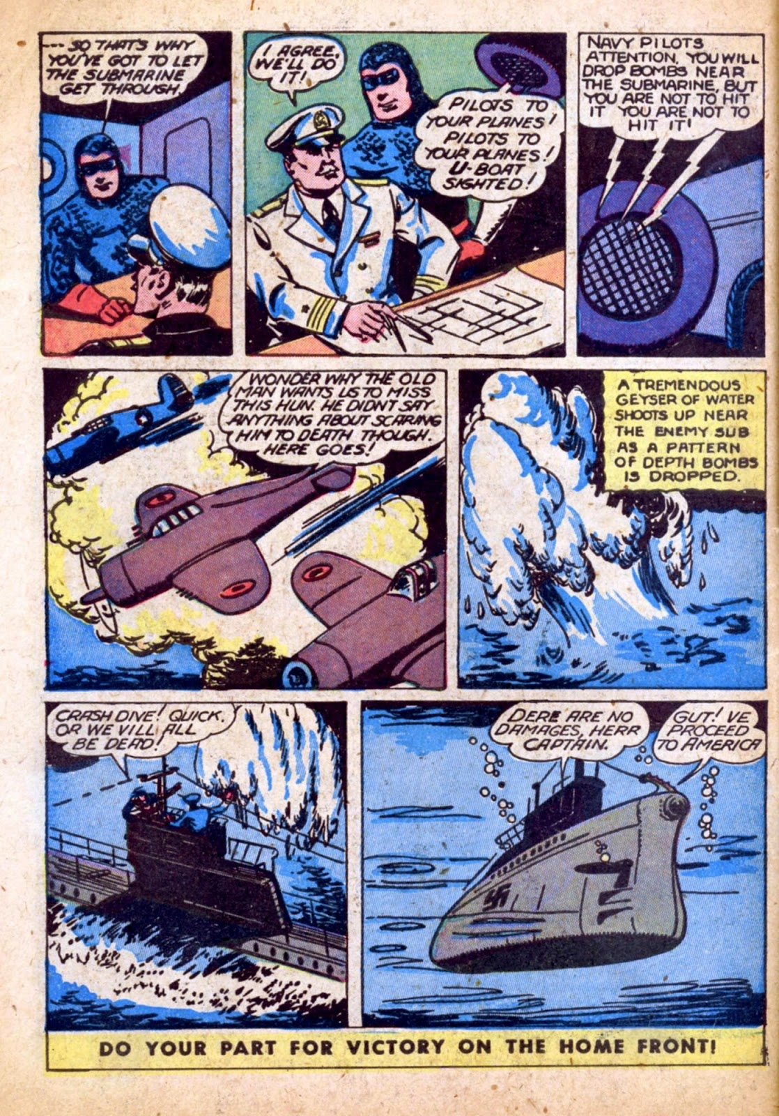 The Blue Beetle issue 31 - Page 8