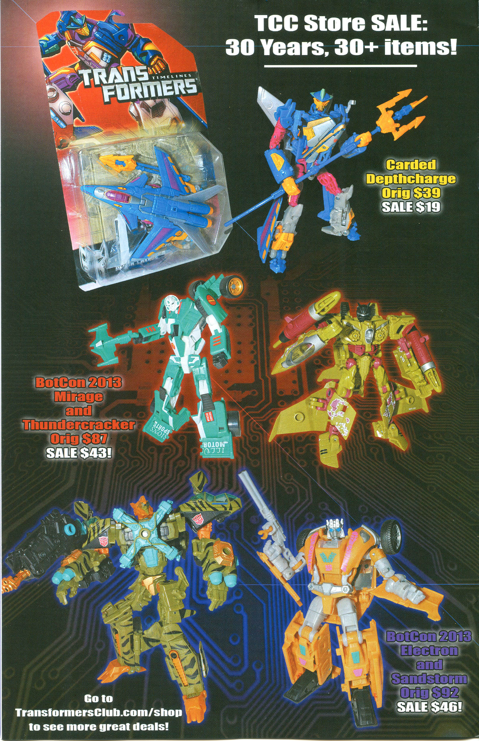 Read online Transformers: Collectors' Club comic -  Issue #57 - 6
