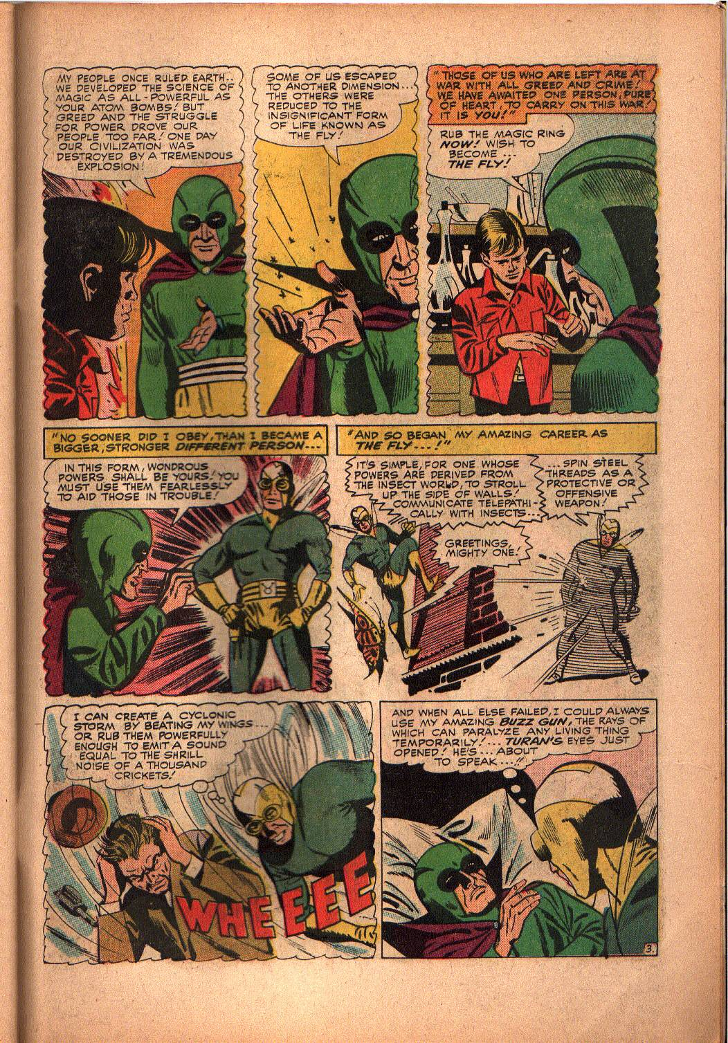 The Mighty Crusaders (1965) Issue #3 #3 - English 26