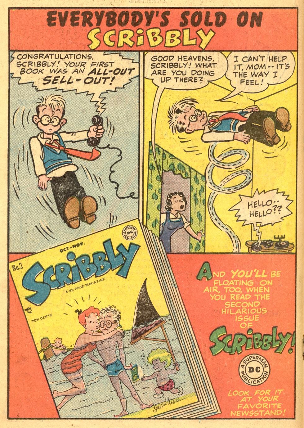 Read online Adventure Comics (1938) comic -  Issue #133 - 26
