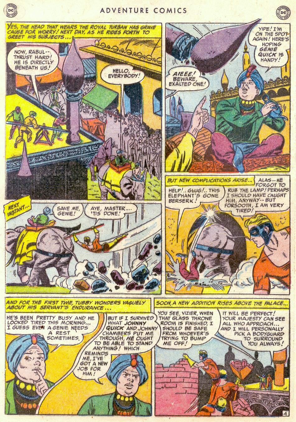 Read online Adventure Comics (1938) comic -  Issue #161 - 28