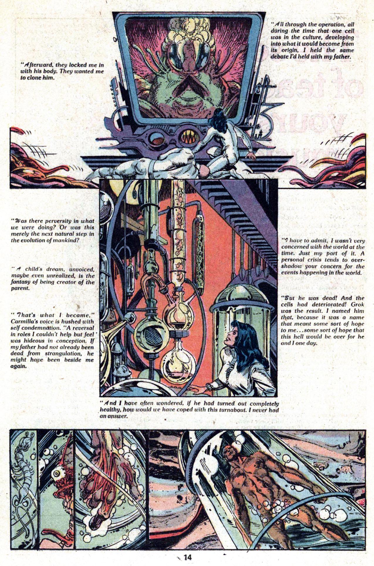 Read online Amazing Adventures (1970) comic -  Issue #34 - 16