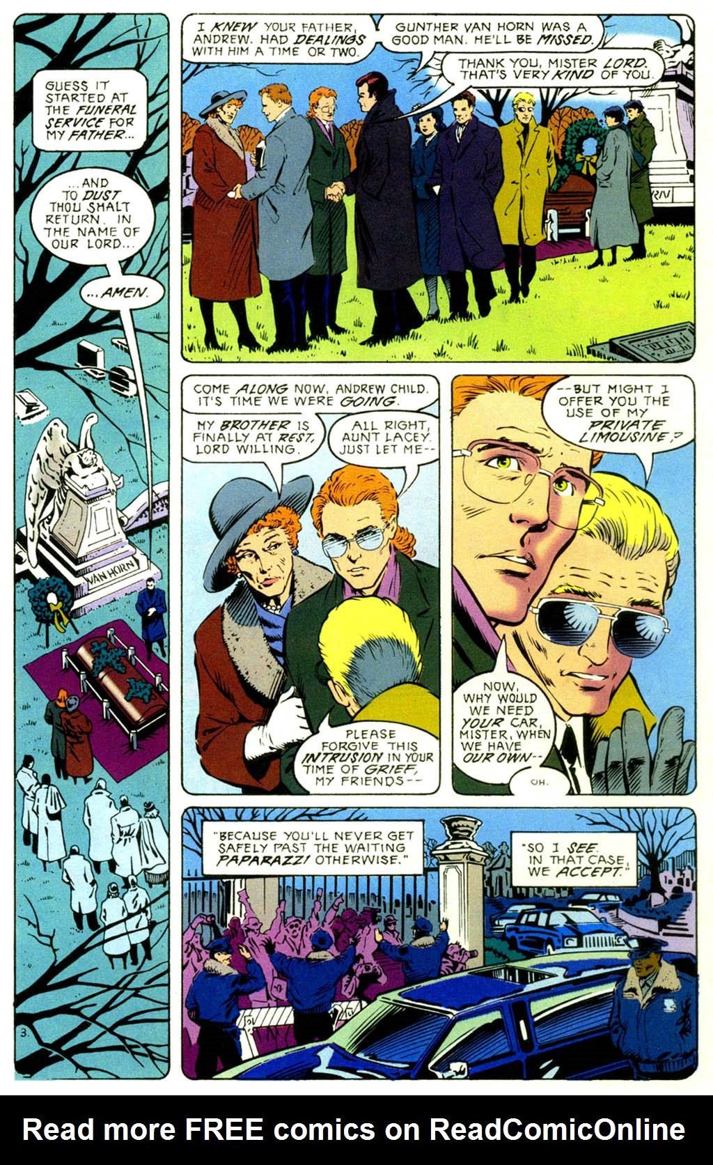 Read online Gunfire comic -  Issue #1 - 5