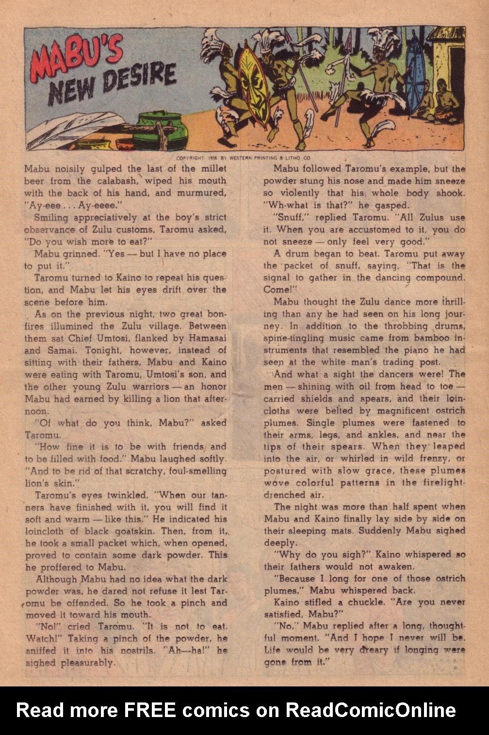 Tarzan (1948) issue 109 - Page 18