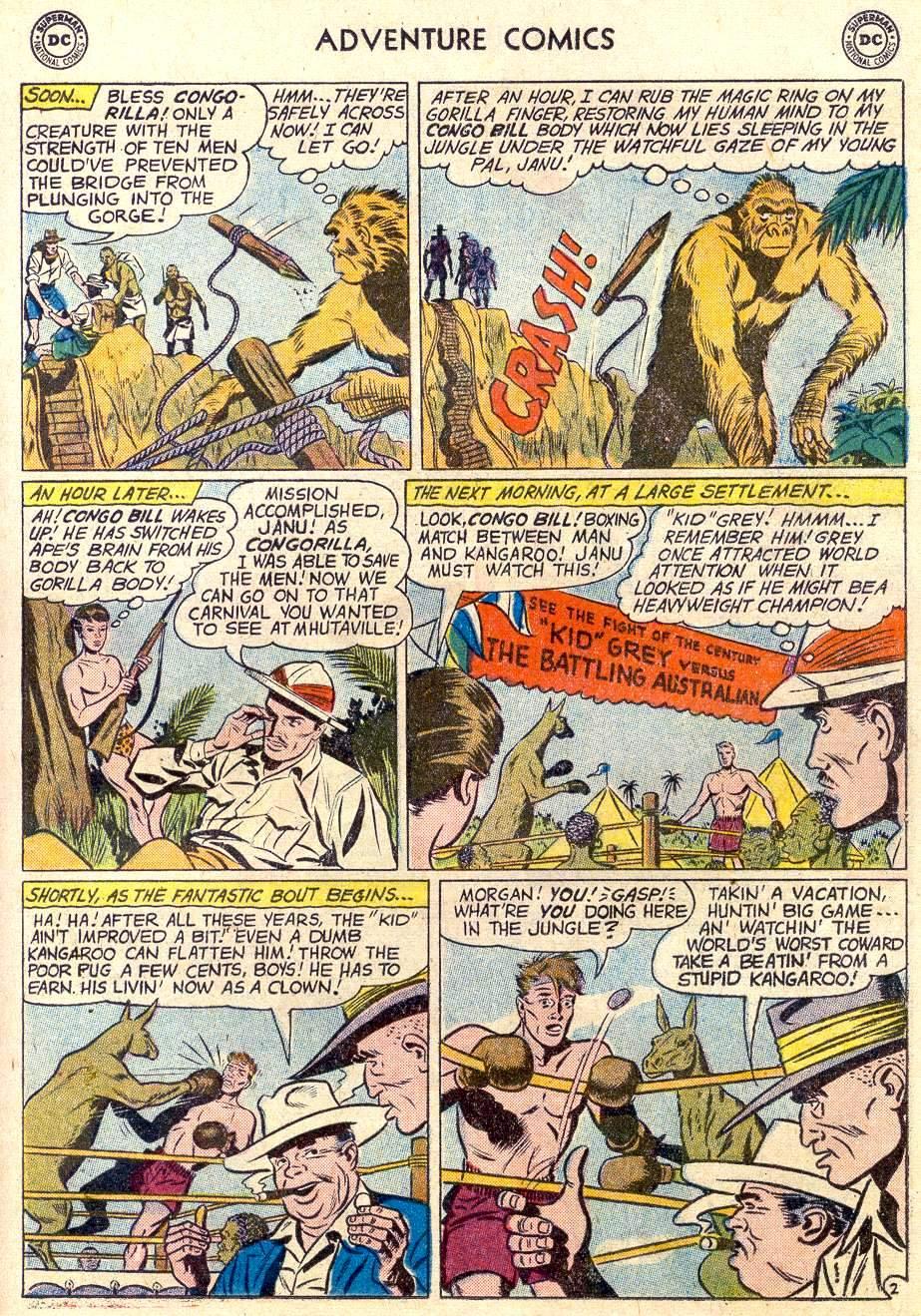 Read online Adventure Comics (1938) comic -  Issue #275 - 19