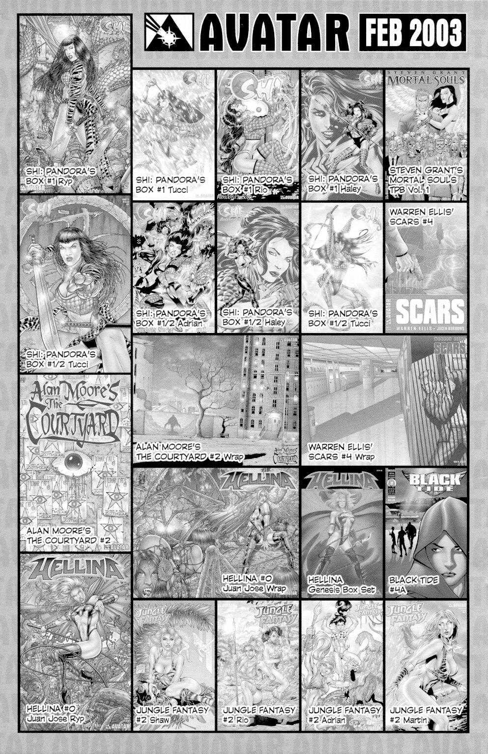 Read online Jungle Fantasy (2002) comic -  Issue #2 - 28
