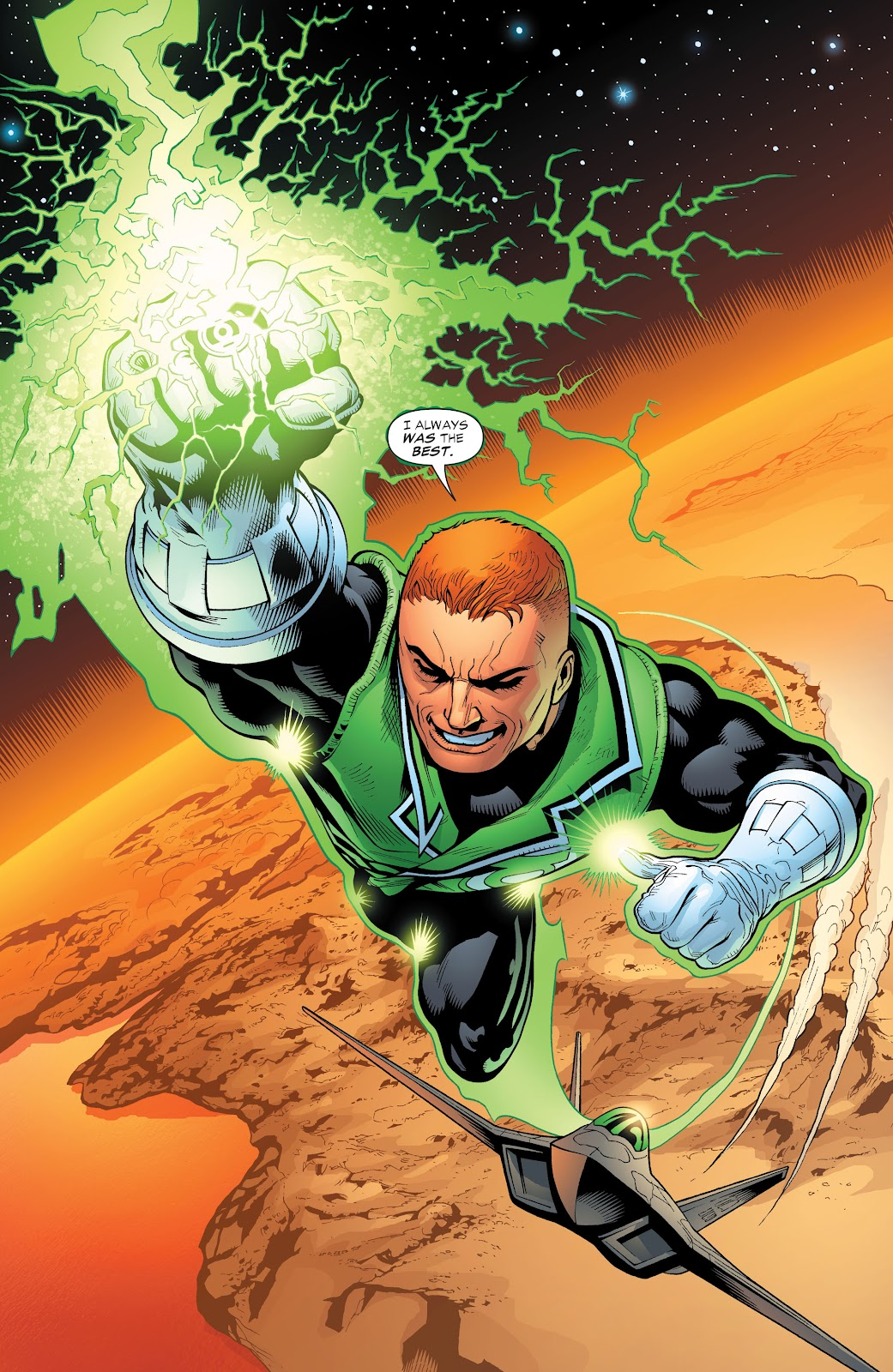 Read online Green Lantern by Geoff Johns comic -  Issue # TPB 1 (Part 2) - 83