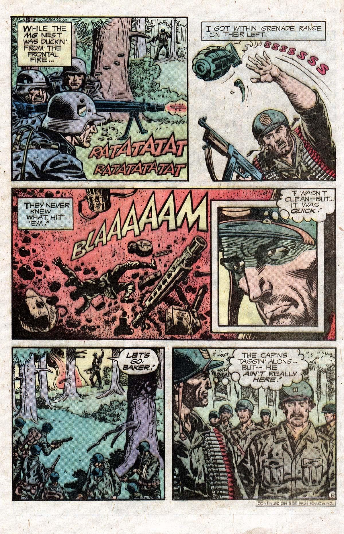 Read online Sgt. Rock comic -  Issue #331 - 12