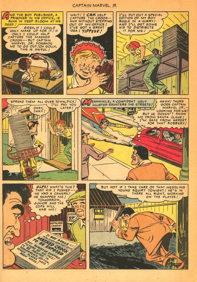 Captain Marvel, Jr. issue 84 - Page 17