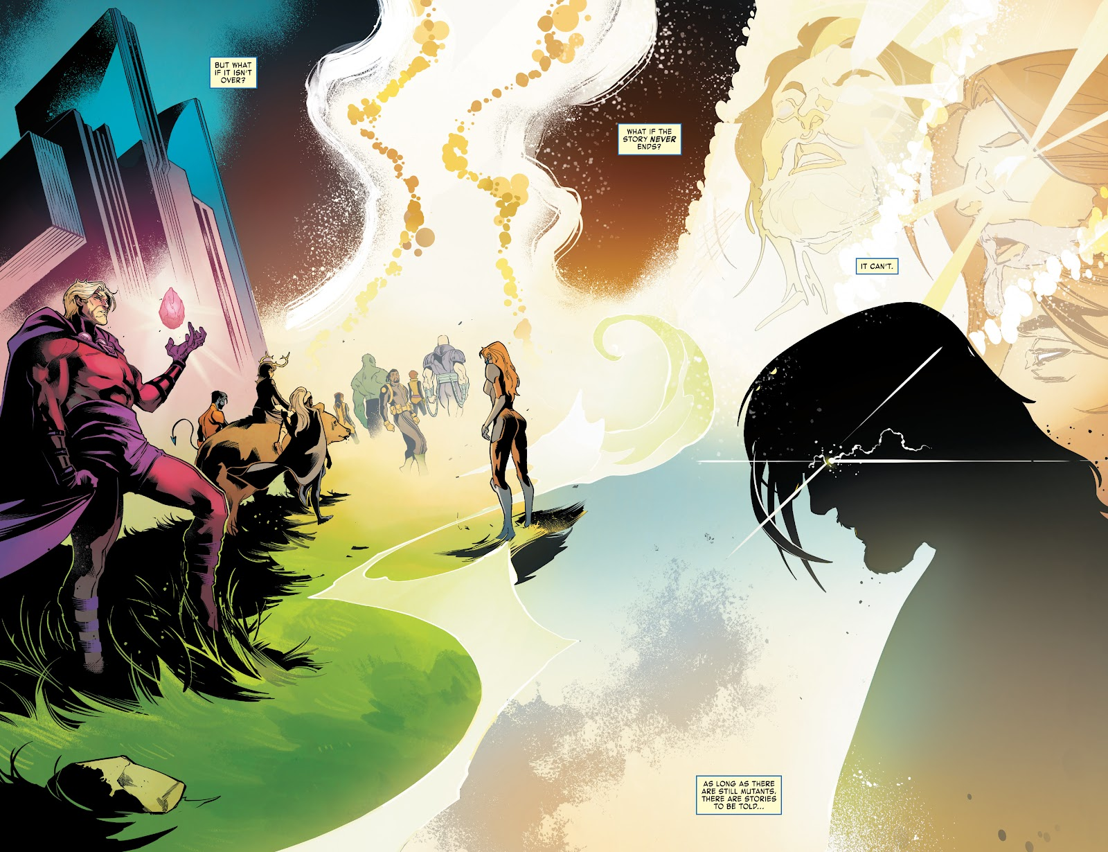 Read online Age of X-Man Omega comic -  Issue # Full - 29