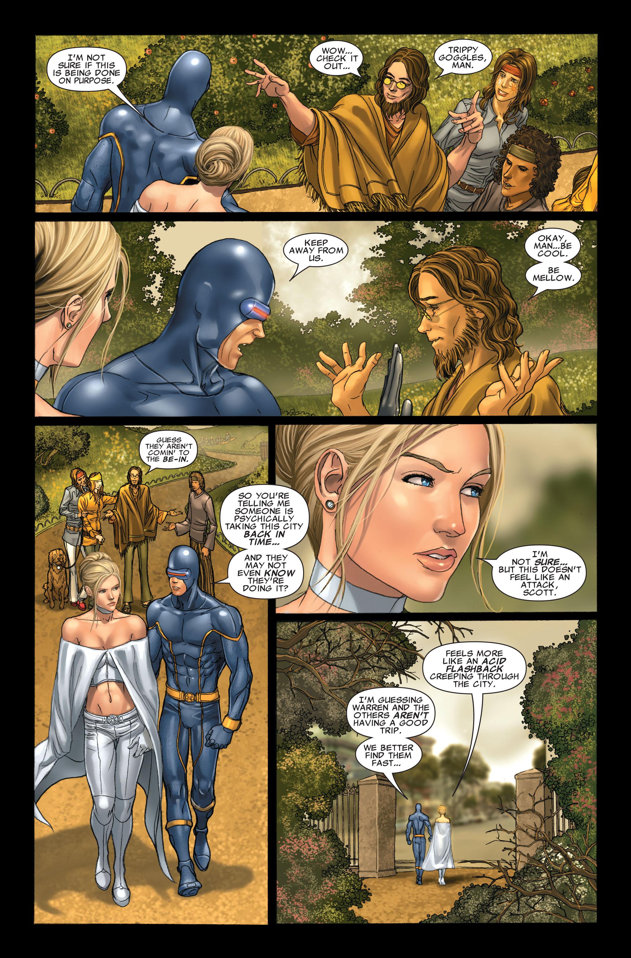 Read online Uncanny X-Men (1963) comic -  Issue #496 - 15