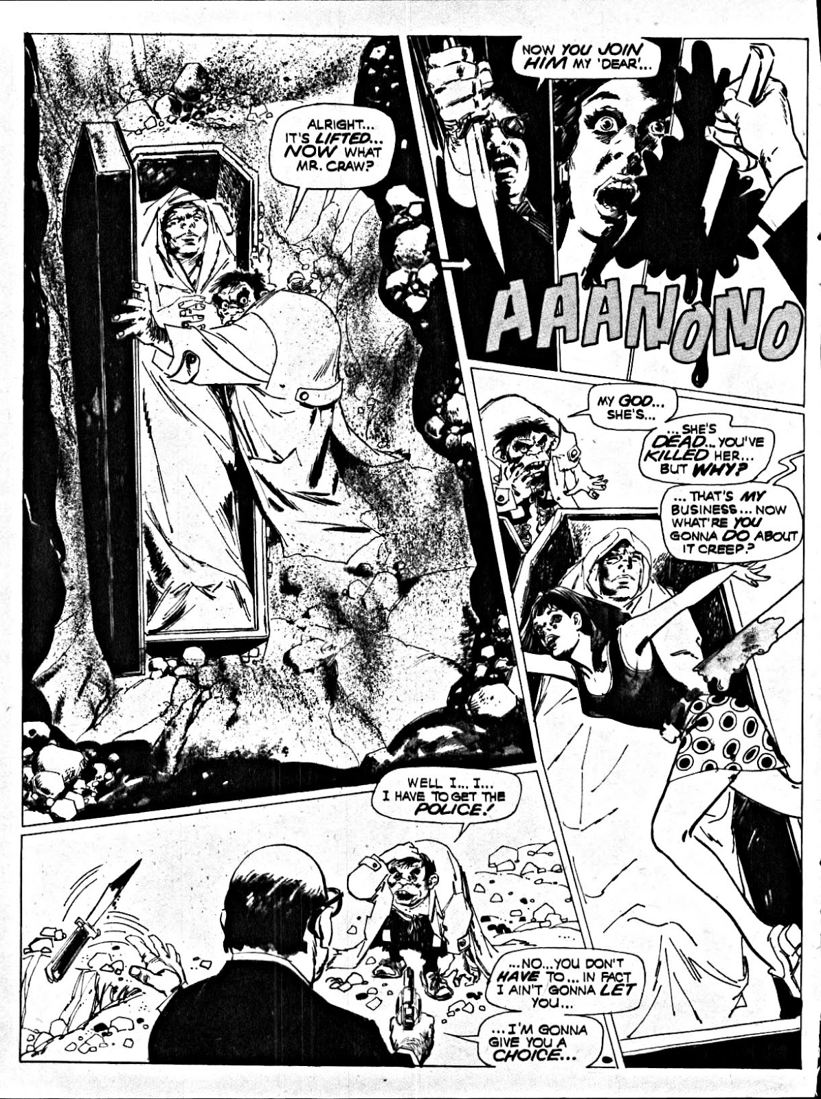 Nightmare (1970) issue 18 - Page 27