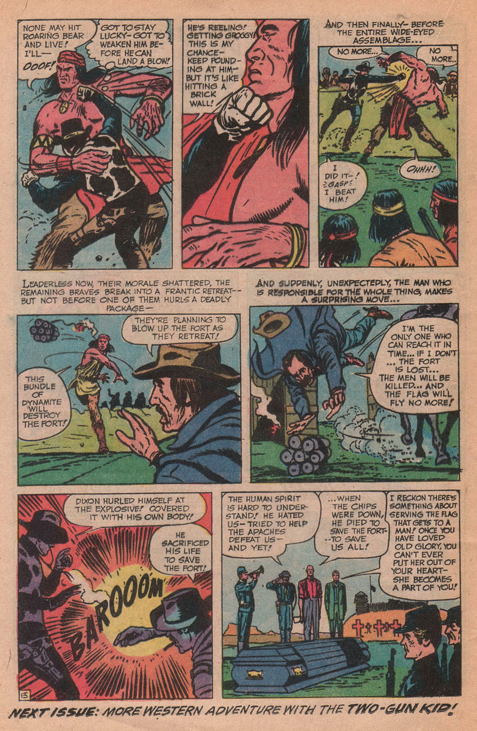 Read online Two-Gun Kid comic -  Issue #112 - 20