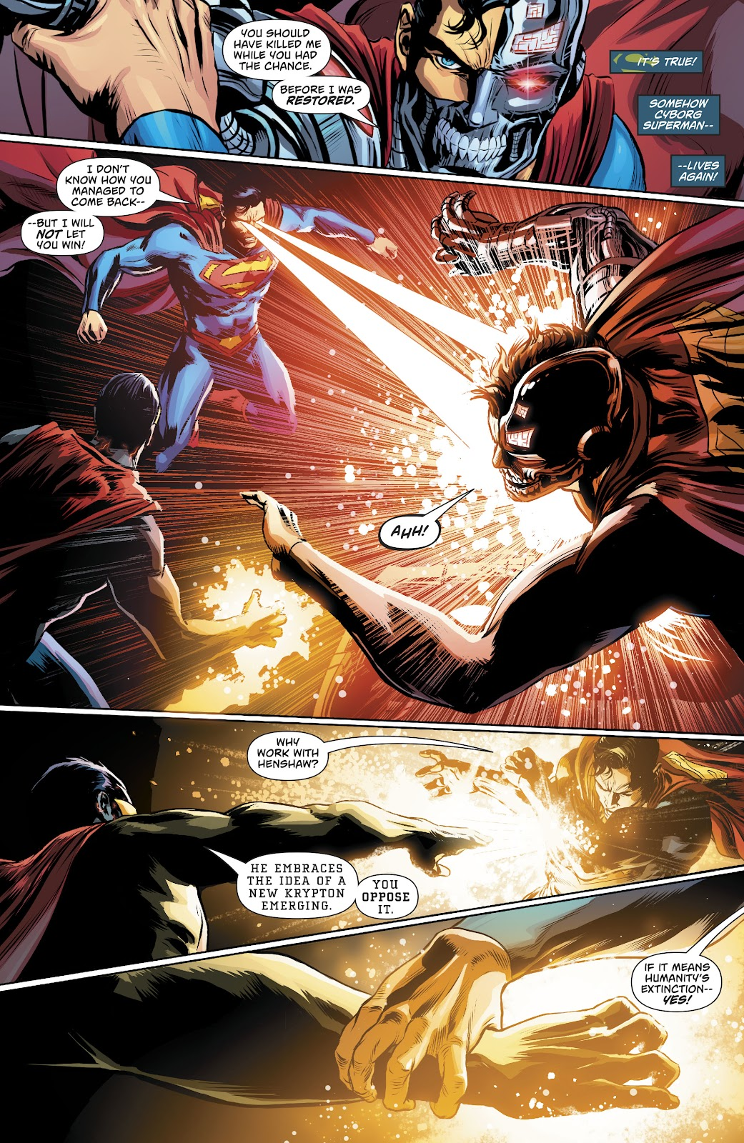 Read online Action Comics (2016) comic -  Issue #980 - 20