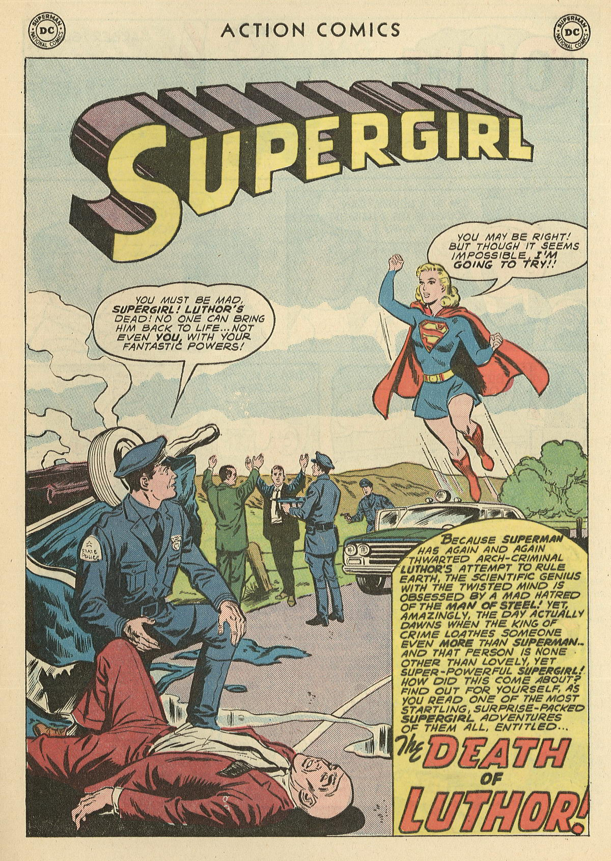 Read online Action Comics (1938) comic -  Issue #286 - 20