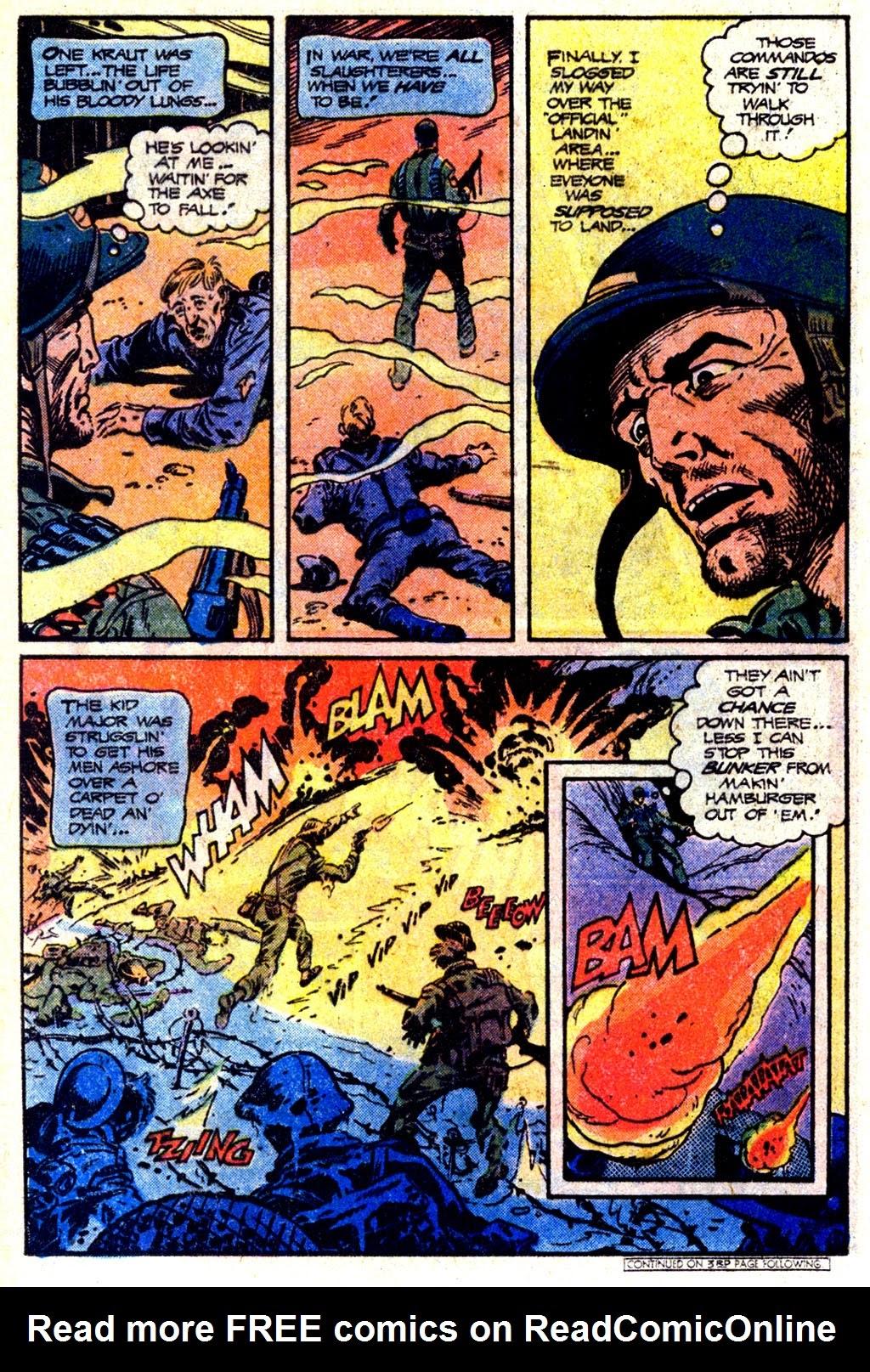 Read online Sgt. Rock comic -  Issue #339 - 10
