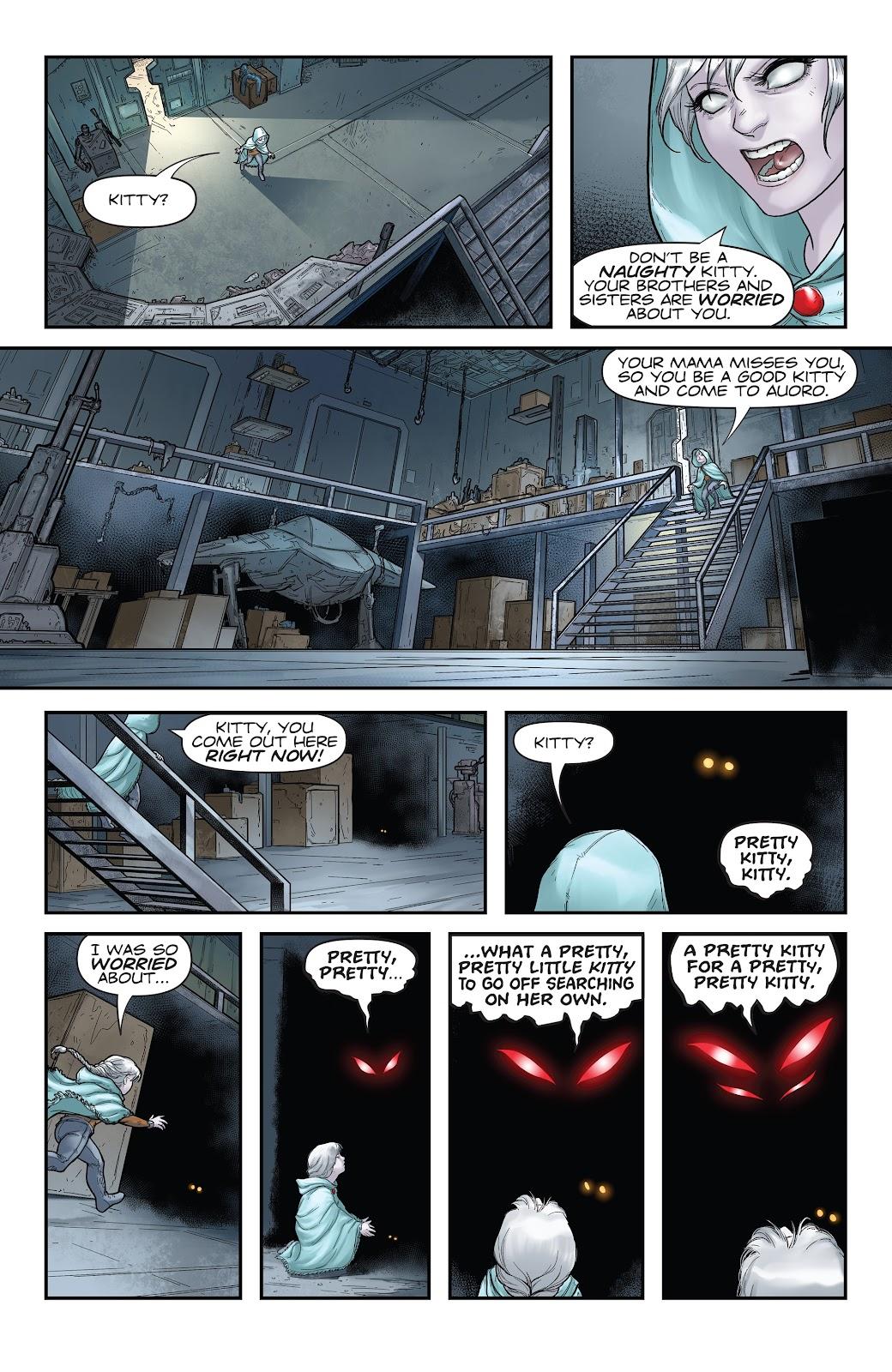 Read online Giantkillers One-Shot comic -  Issue # Full - 40