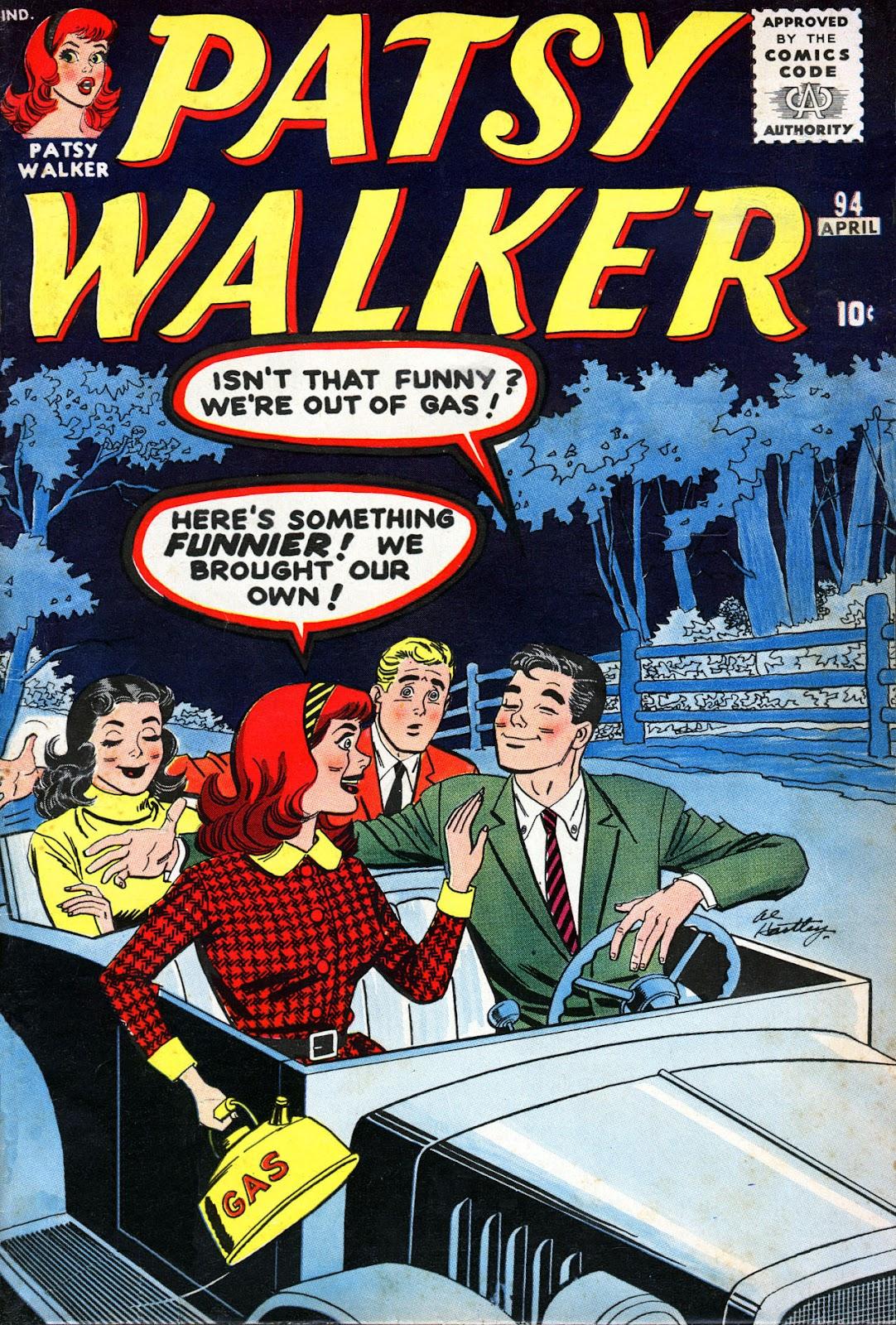Patsy Walker 94 Page 1