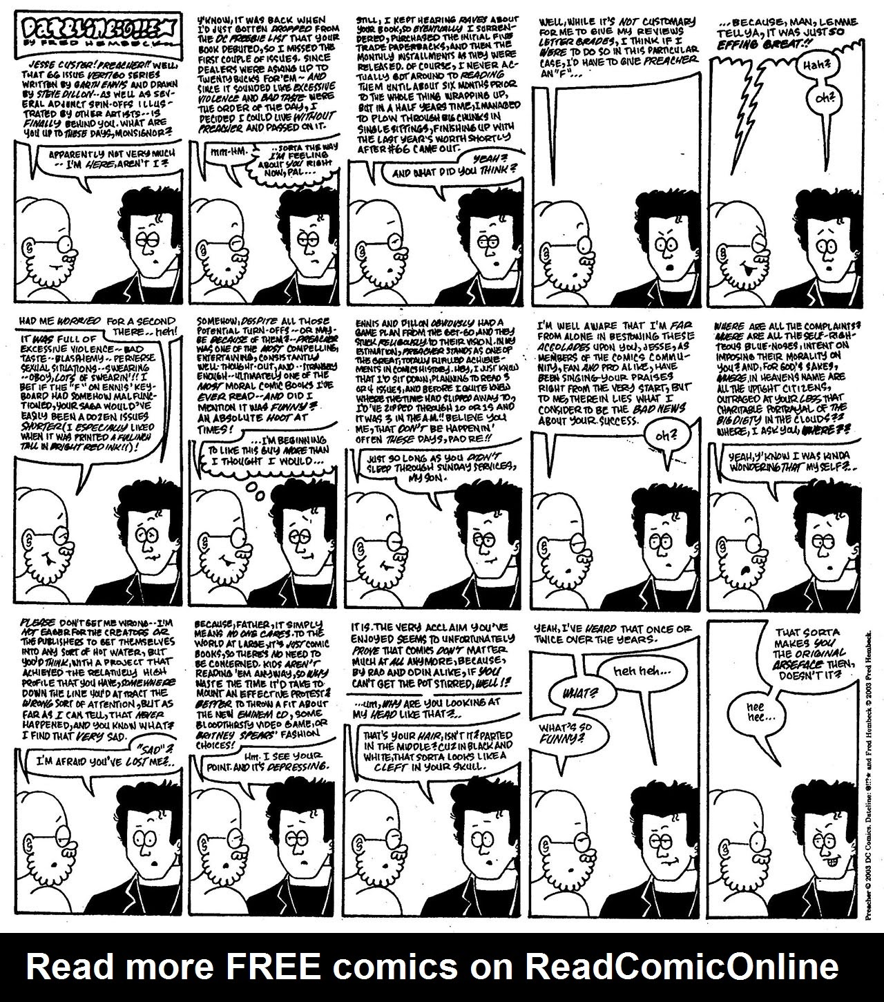 Read online The Nearly Complete Essential Hembeck Archives Omnibus comic -  Issue # TPB (Part 8) - 75