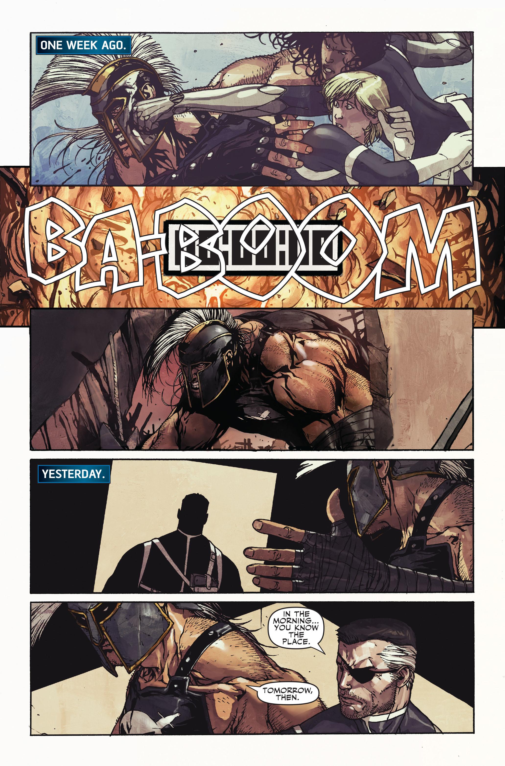 Read online Secret Warriors comic -  Issue #10 - 16