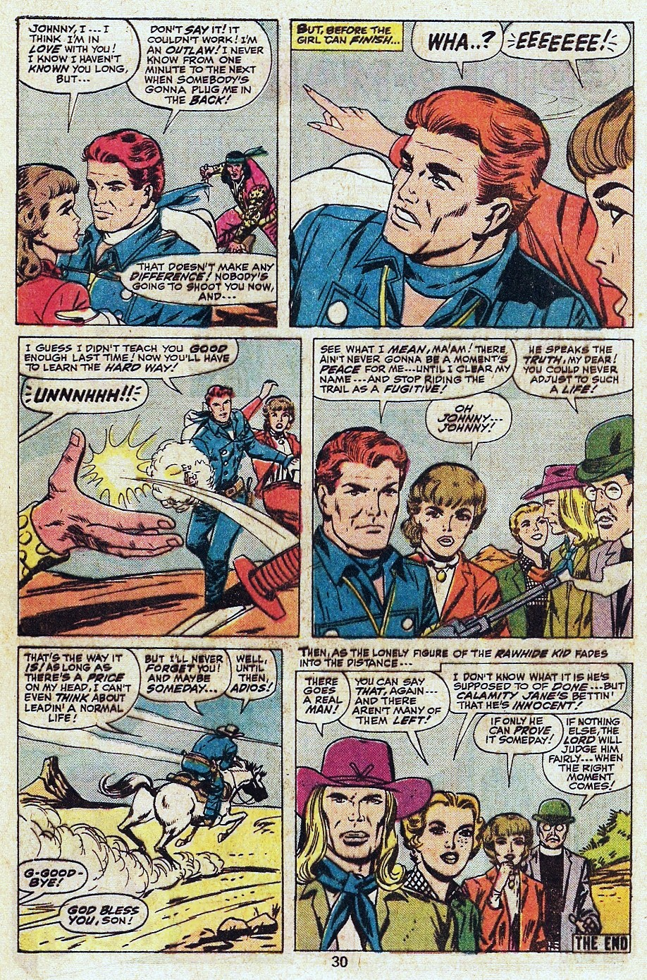 The Rawhide Kid (1955) issue 132 - Page 32