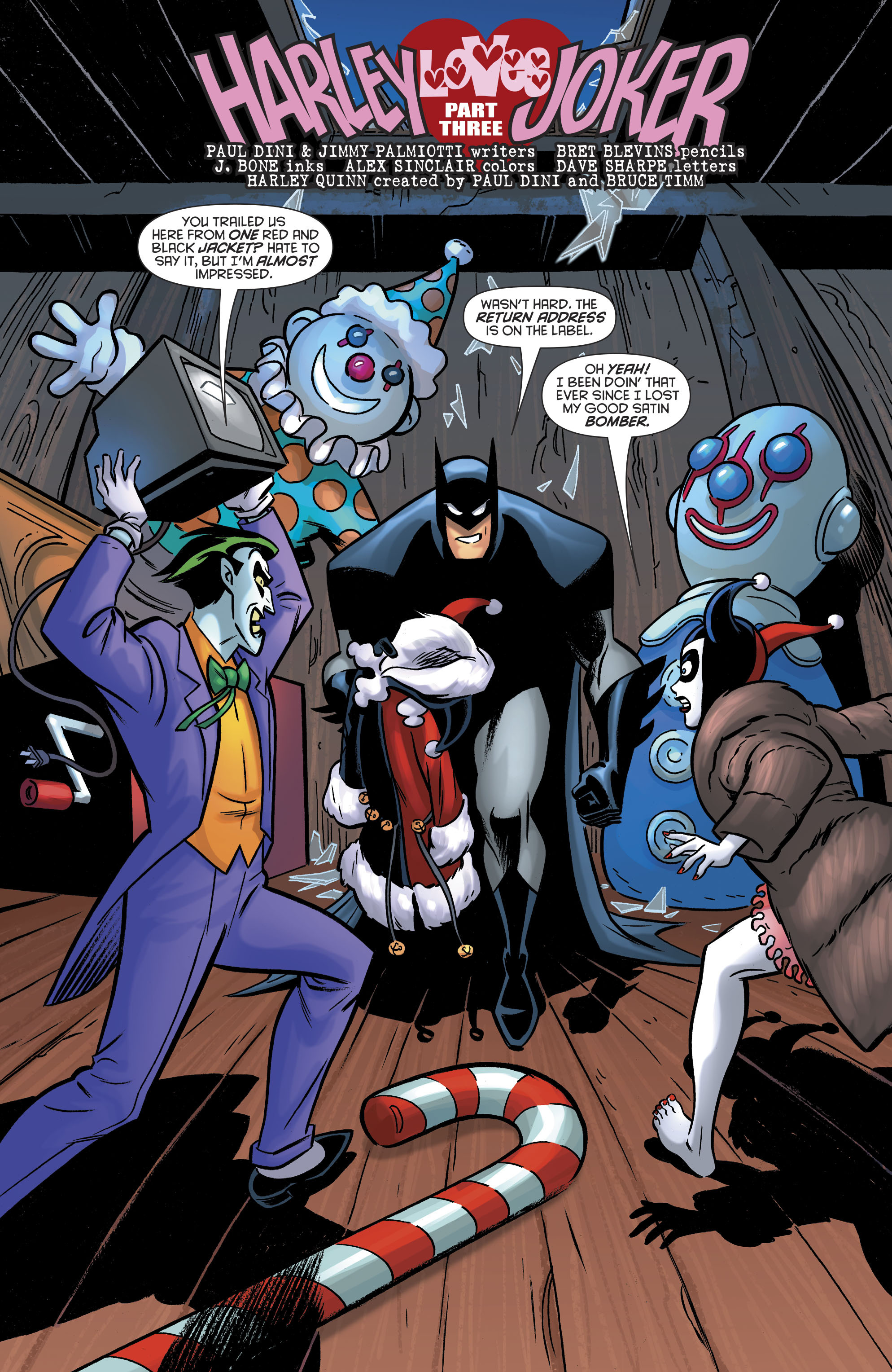 Read online Harley Quinn (2016) comic -  Issue #19 - 18