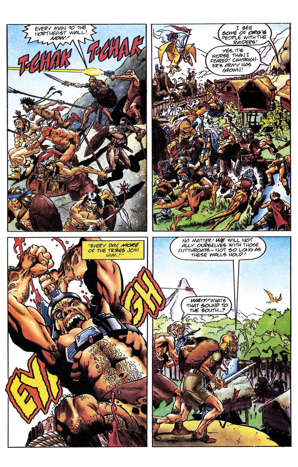 Read online Turok, Dinosaur Hunter (1993) comic -  Issue #24 - 13