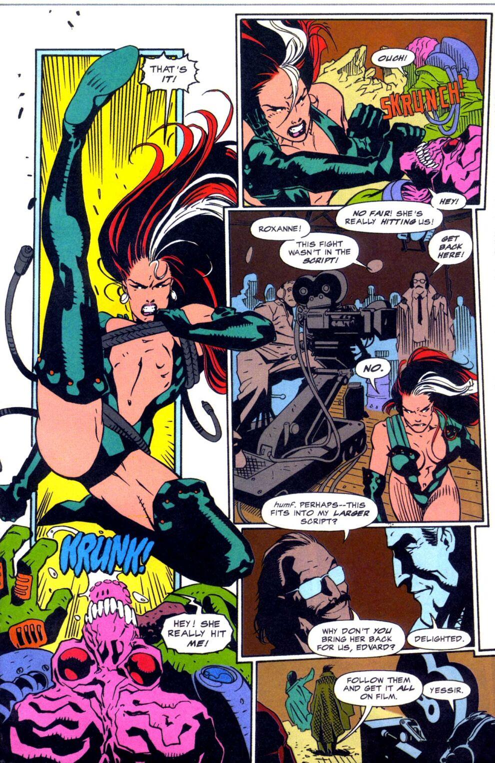 Read online Nightmare comic -  Issue #4 - 7