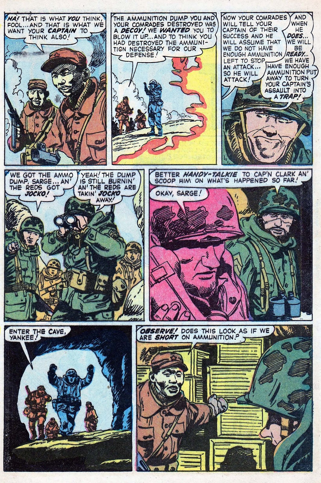 Marines in Battle issue 20 - Page 4