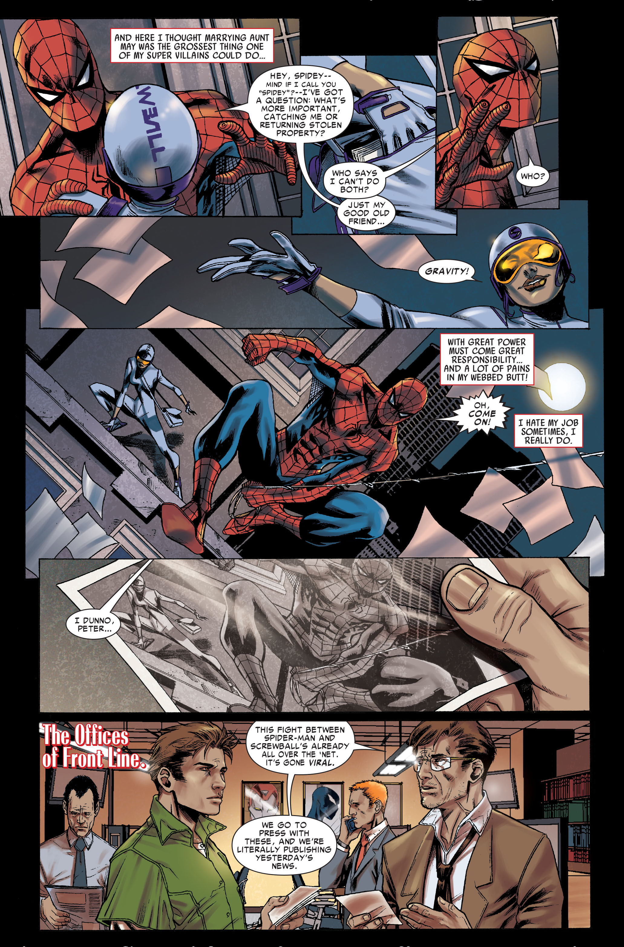 The Amazing Spider-Man (1963) 608 Page 5