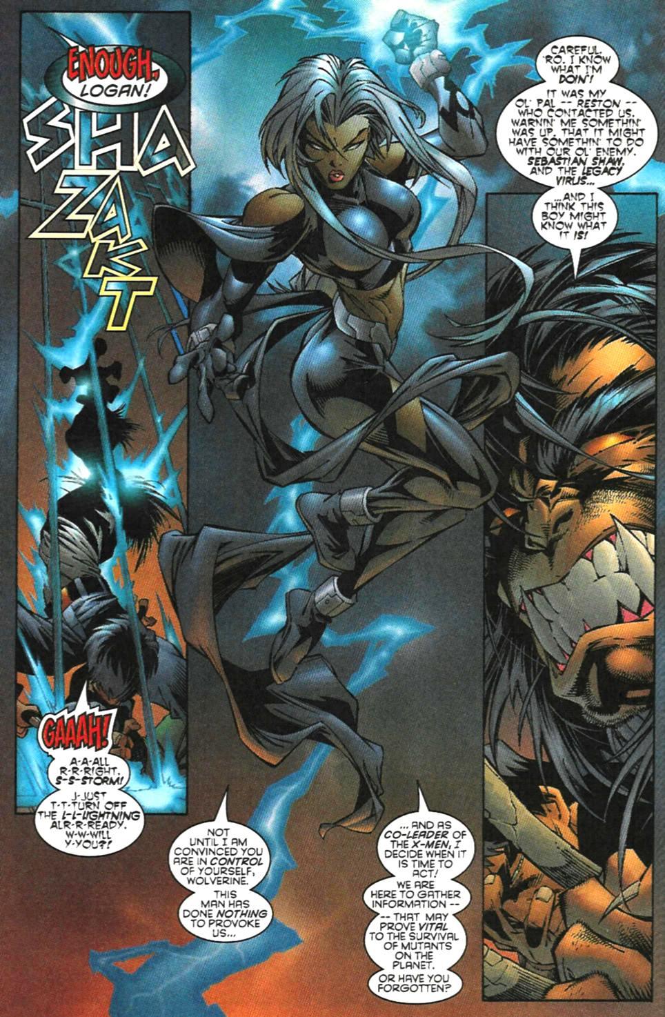 X-Men (1991) 62 Page 10