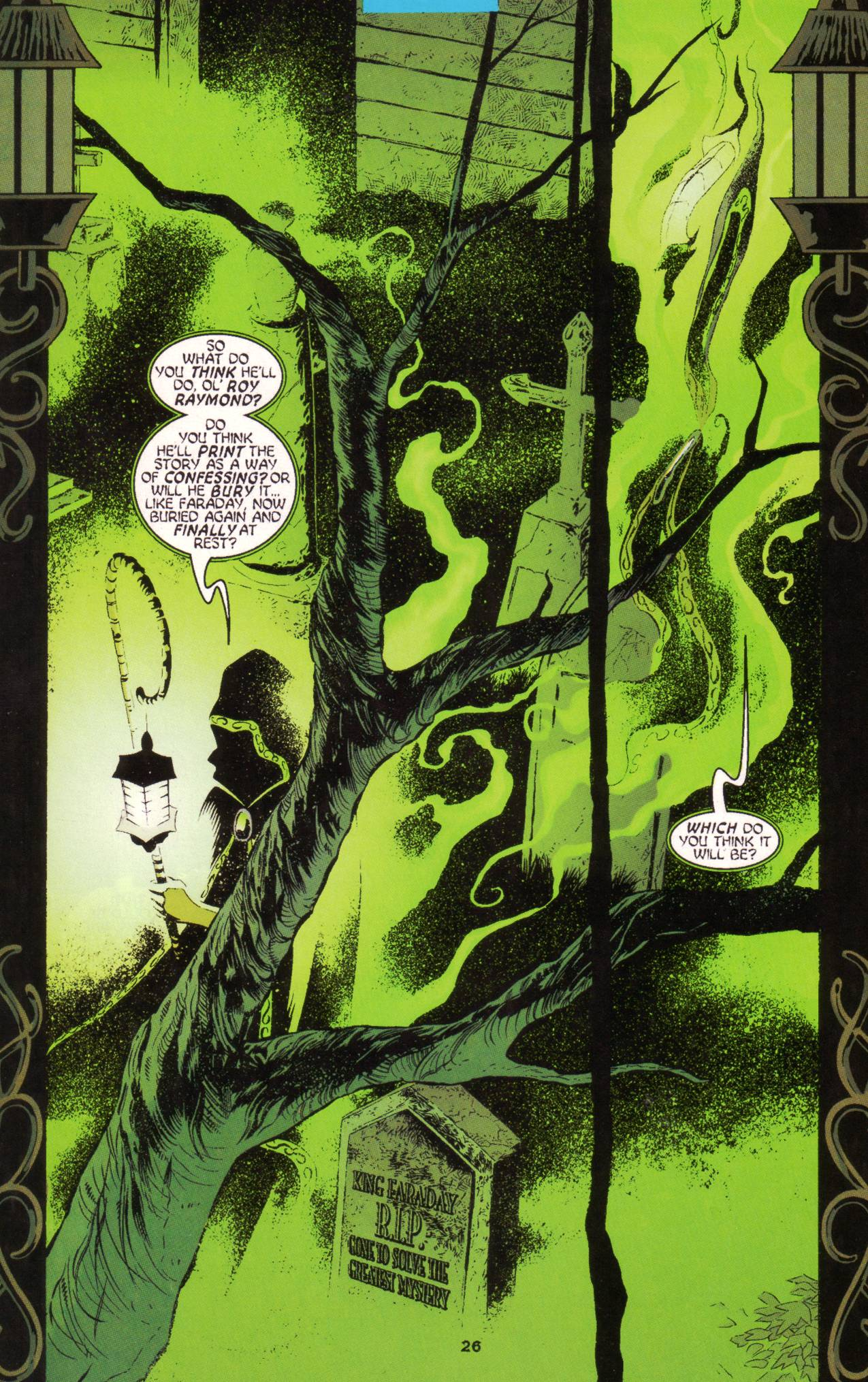 Read online Tangent Comics/ Green Lantern comic -  Issue # Full - 27