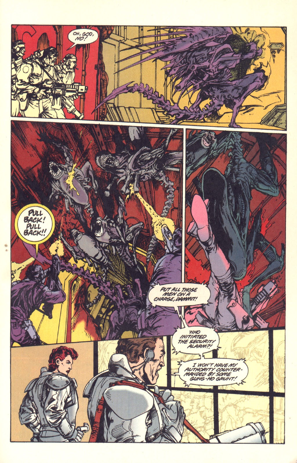 Read online Aliens: Rogue comic -  Issue #1 - 78