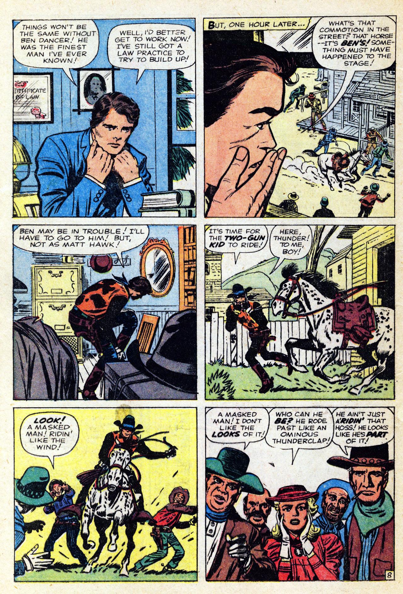 Read online Two-Gun Kid comic -  Issue #60 - 12