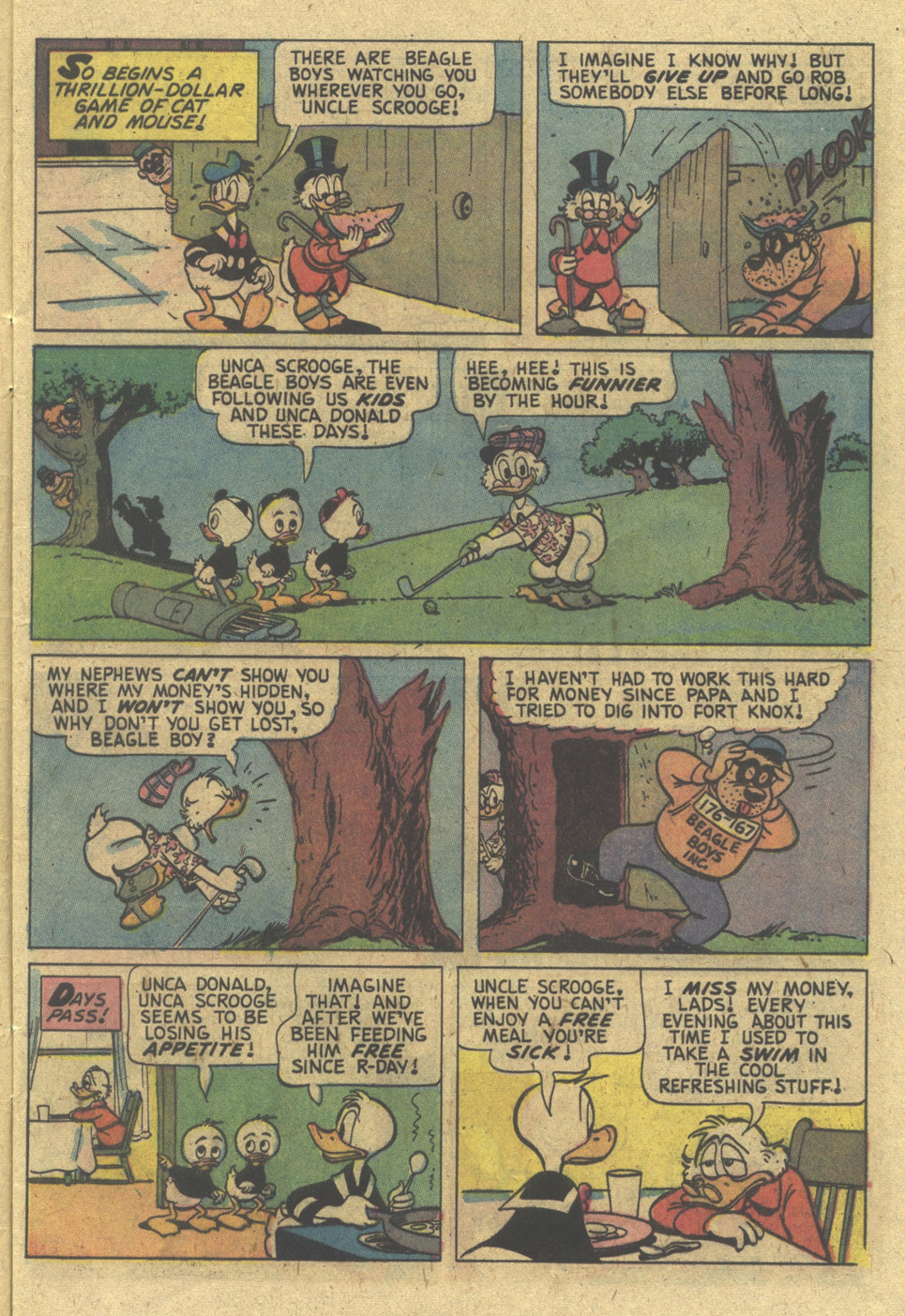 Read online Uncle Scrooge (1953) comic -  Issue #129 - 9