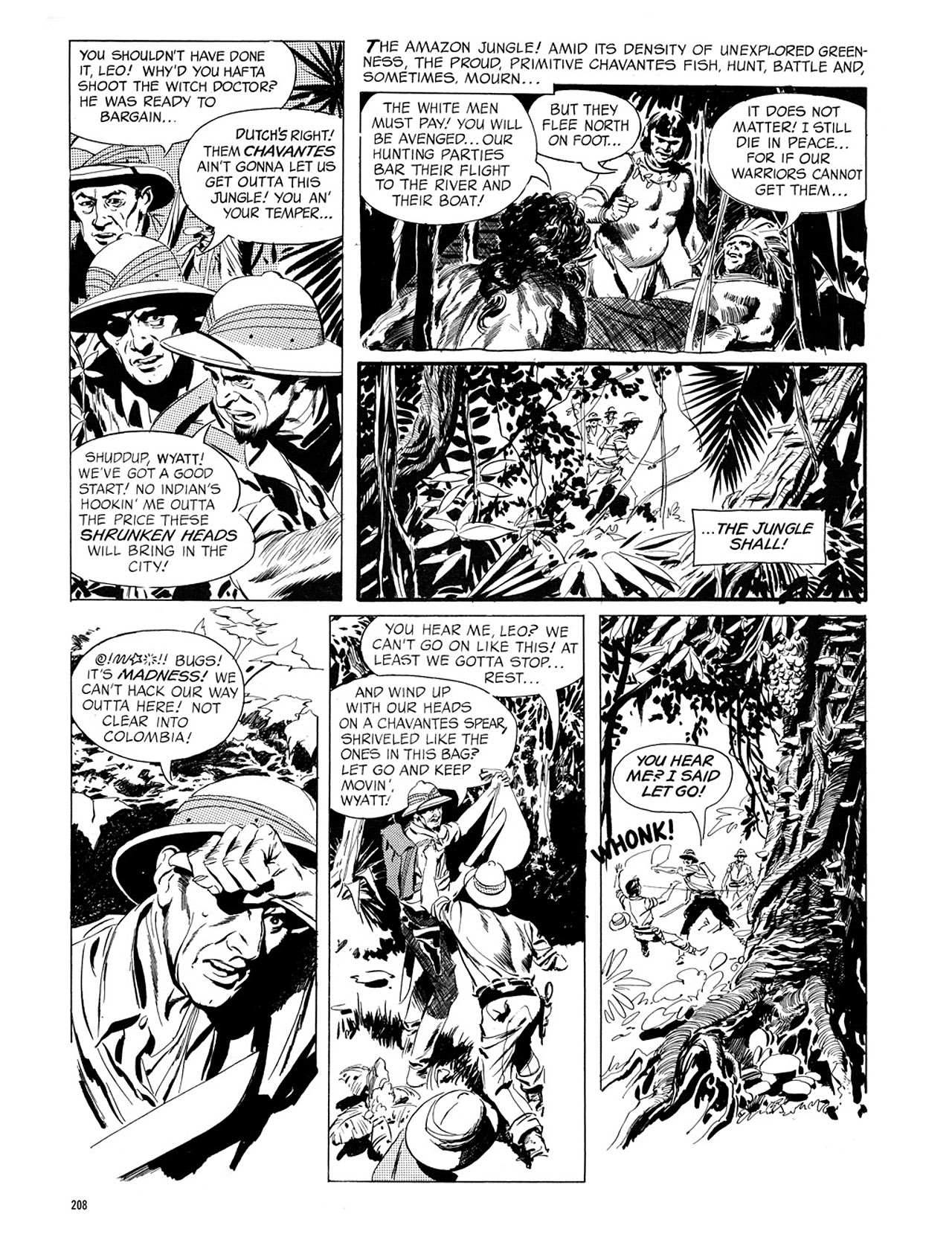 Read online Eerie Archives comic -  Issue # TPB 1 - 209