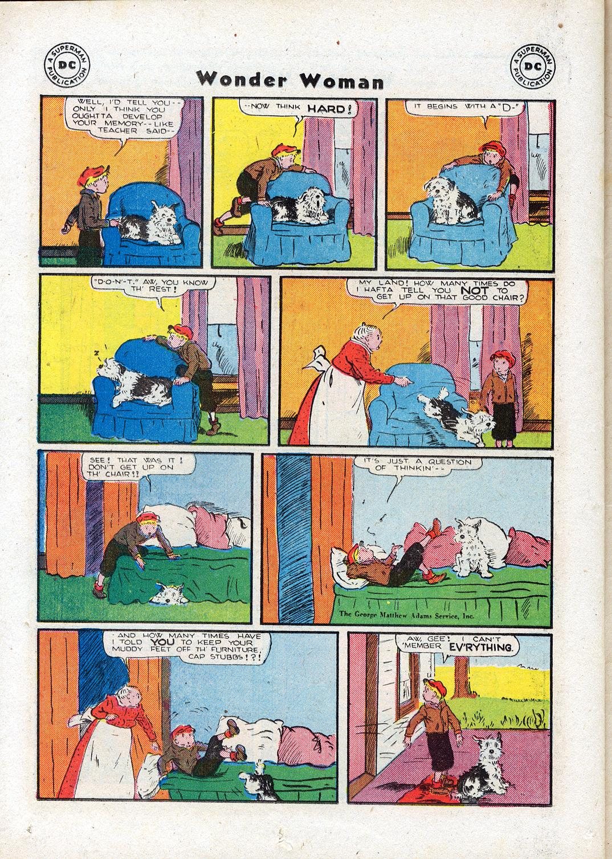 Read online Wonder Woman (1942) comic -  Issue #17 - 38