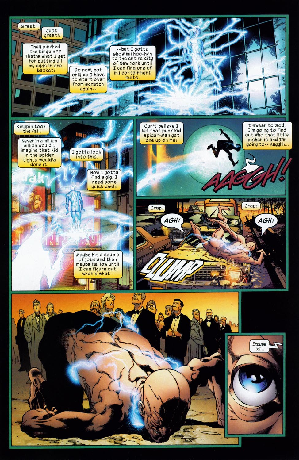Read online Ultimate Six comic -  Issue #1 - 6