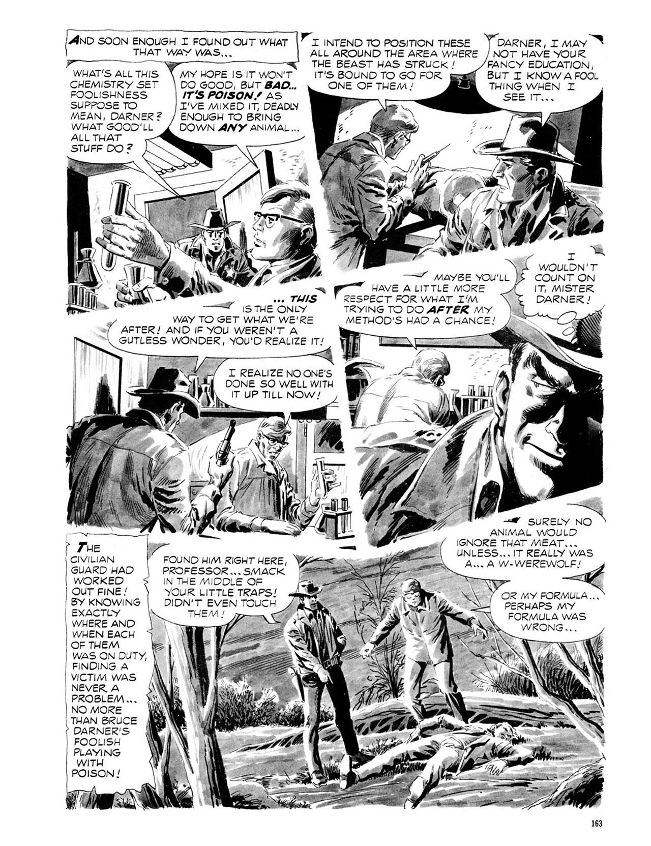 Read online Eerie Archives comic -  Issue # TPB 2 - 164