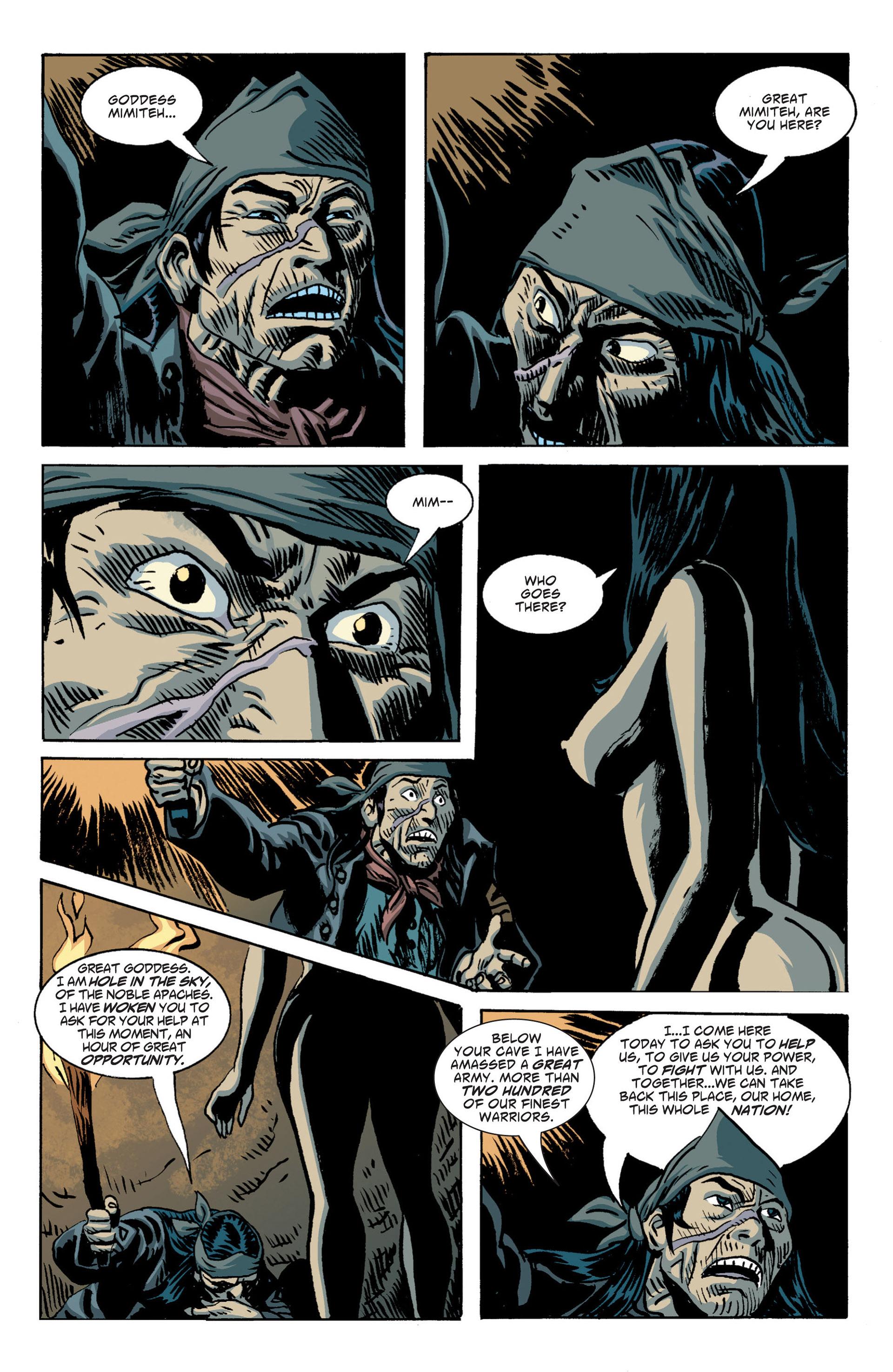 Read online American Vampire comic -  Issue #19 - 20