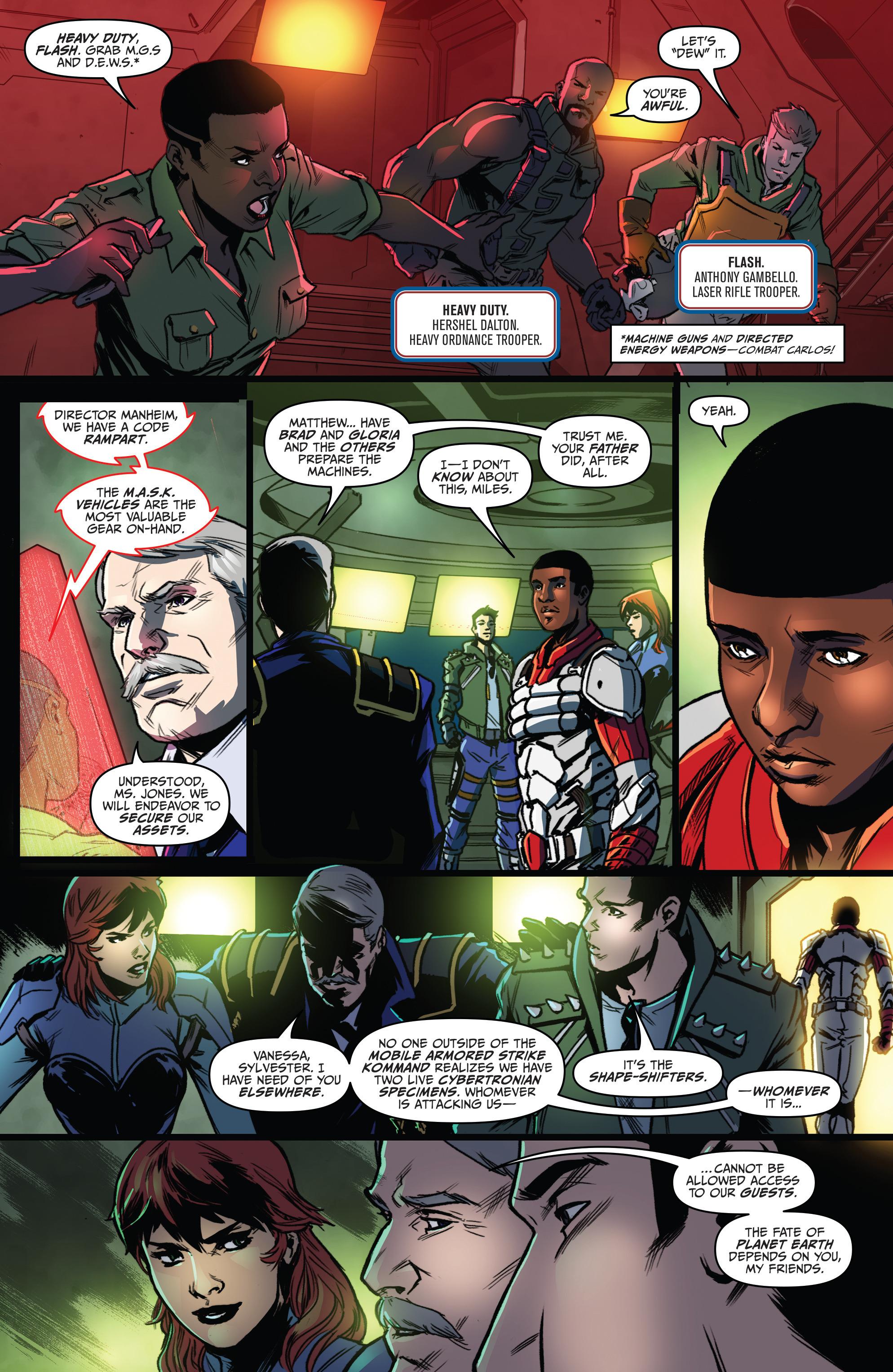 Read online Action Man: Revolution comic -  Issue #Action Man: Revolution Full - 11
