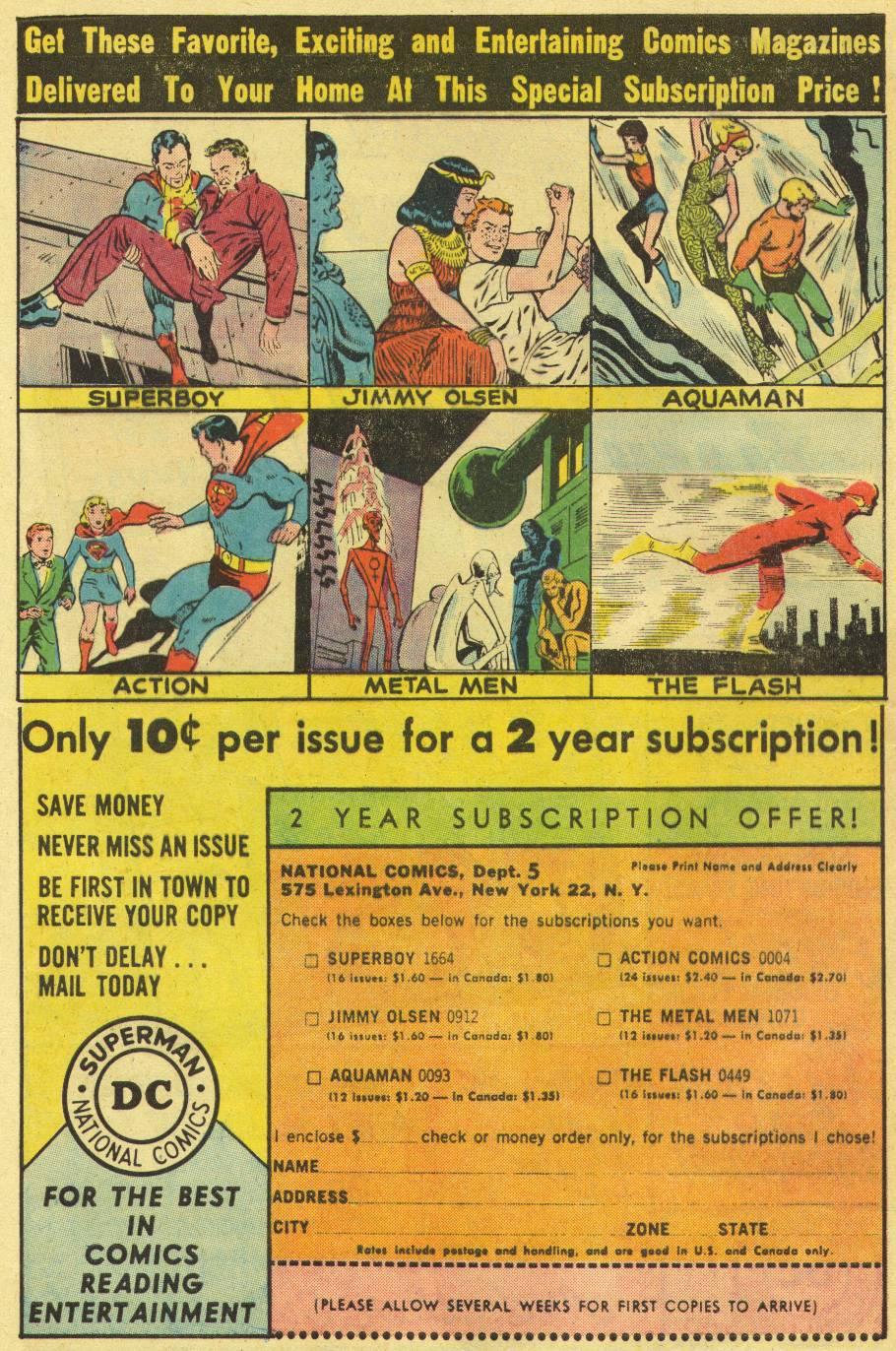 Read online Aquaman (1962) comic -  Issue #12 - 16