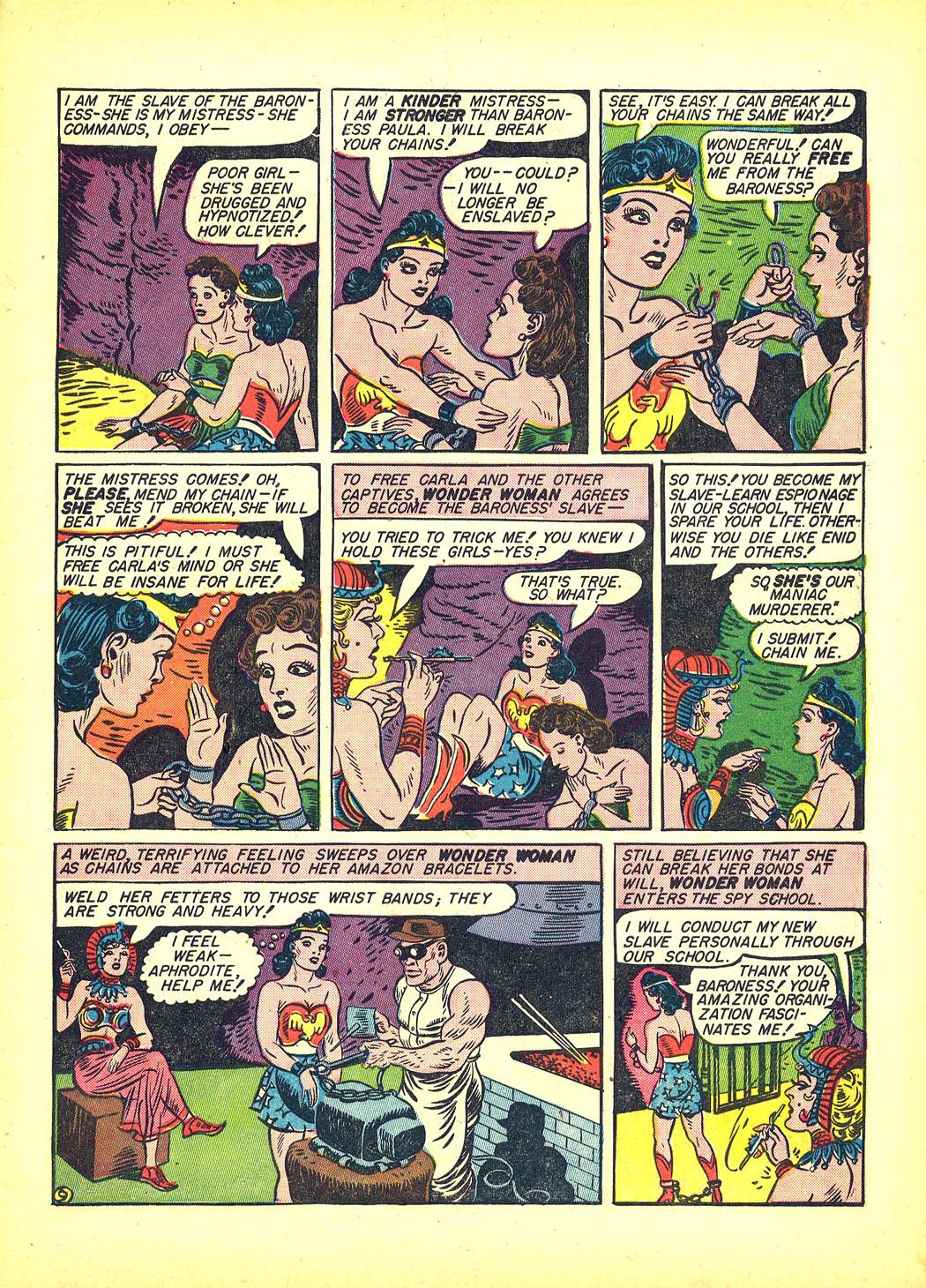 Read online Sensation (Mystery) Comics comic -  Issue #4 - 11